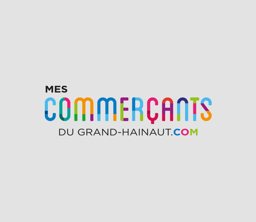 CCI du Grand Hainaut - Logotype