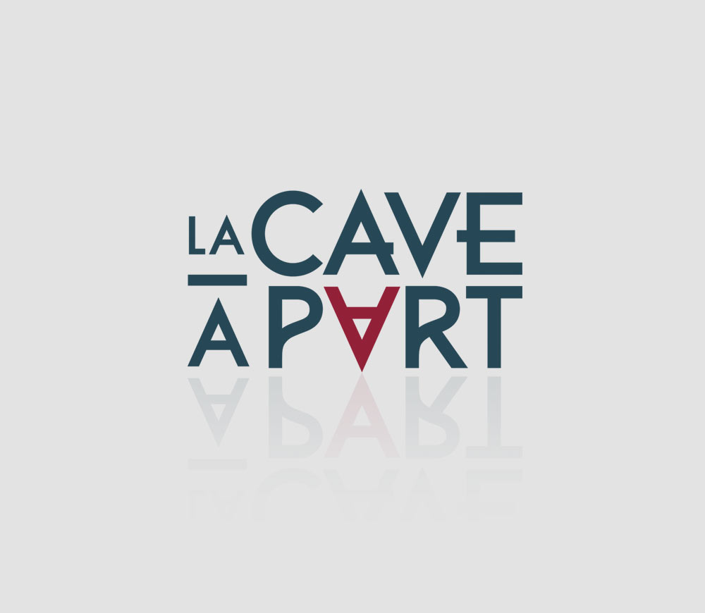 La Cave à Part - Logotype