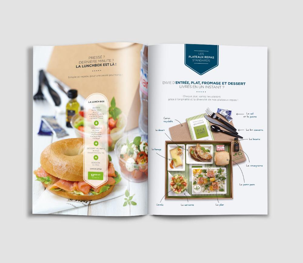 Intérieur catalogue Tout & Bon - page secteur