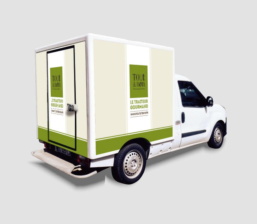 Tout & Bon - Covering camion
