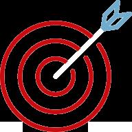 pictogramme cible, stratégie