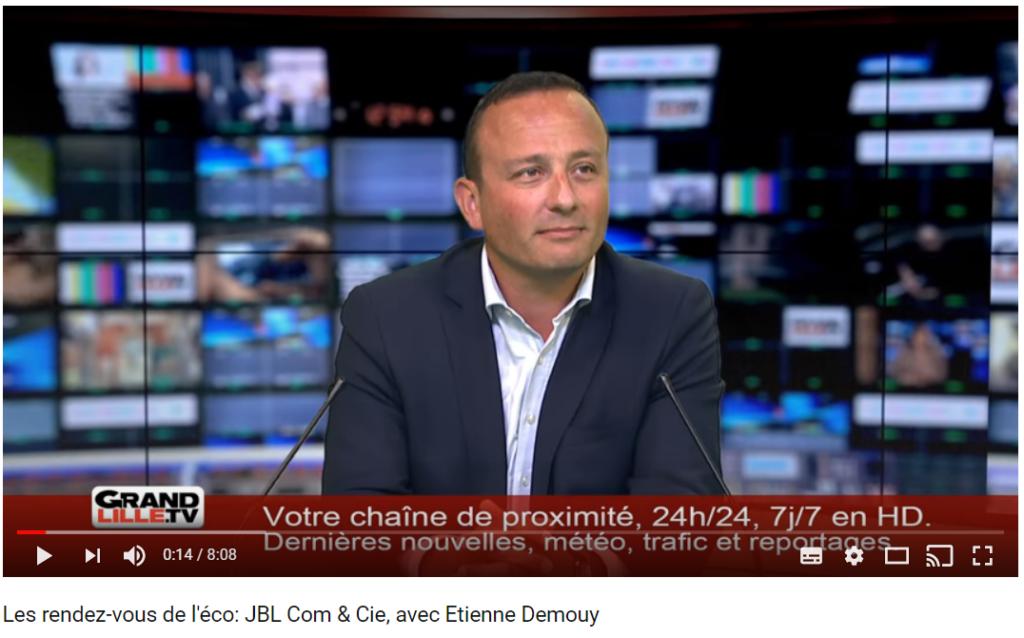 #50AnsdePub: Les rendez-vous de l'éco - Grand Lille TV