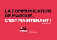 JBL Com & Cie La communication de marque c'est maintenant