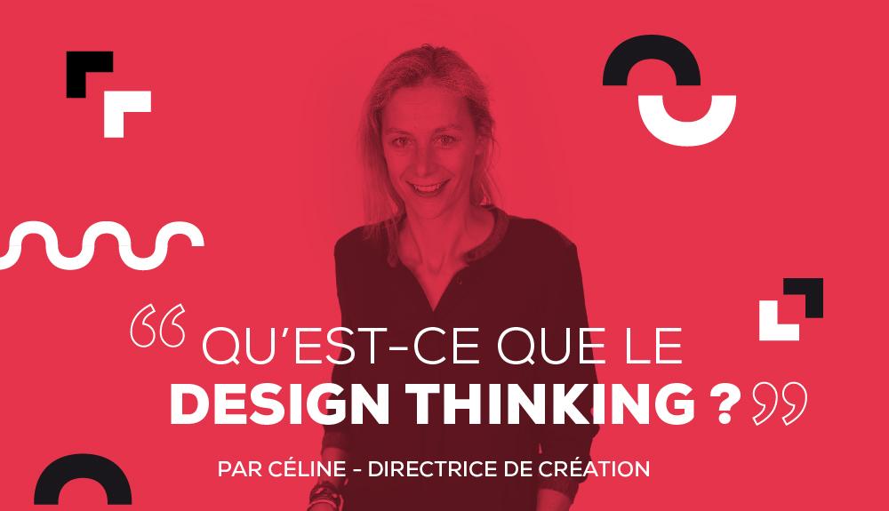 Qu'est-ce que le #design thinking ?