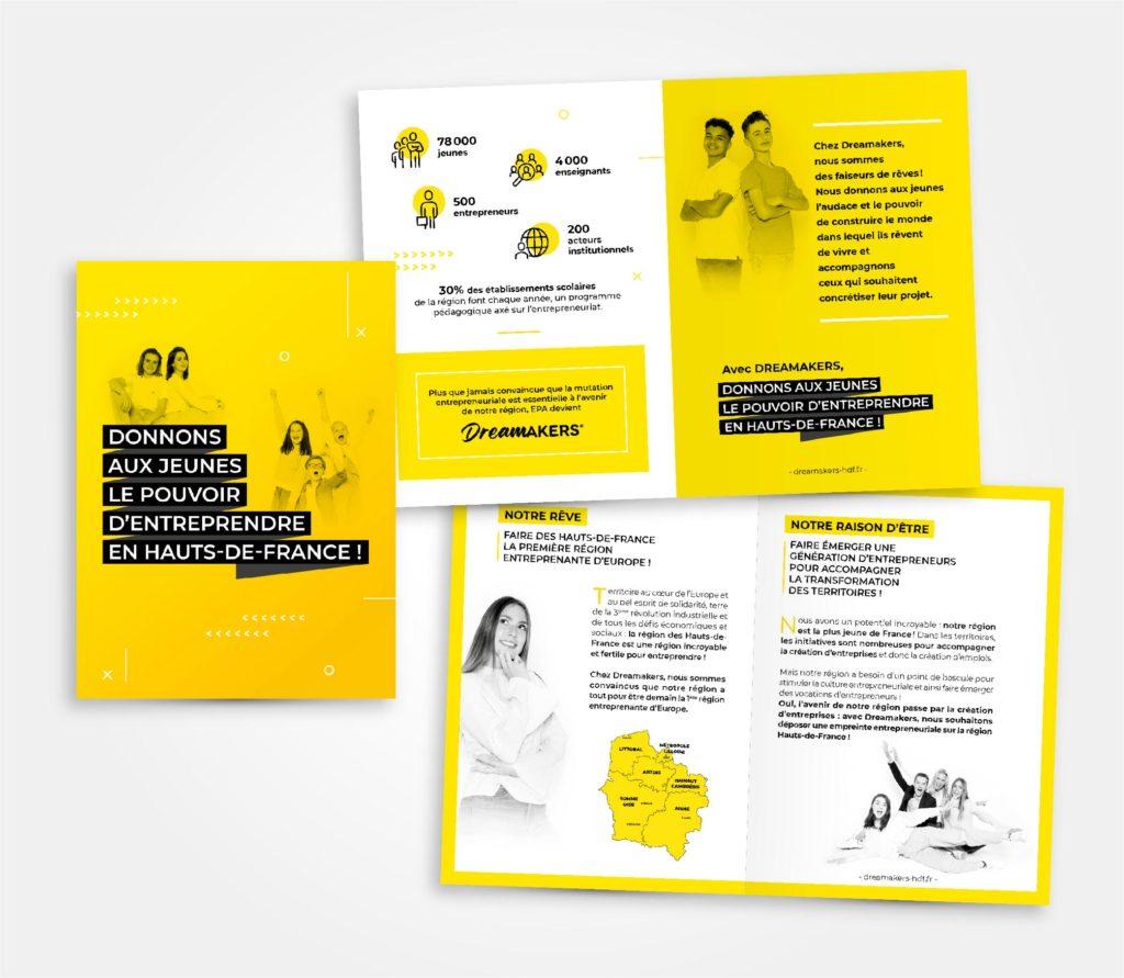 JBL Com & Cie - Portfolio - Dreamakers Memo
