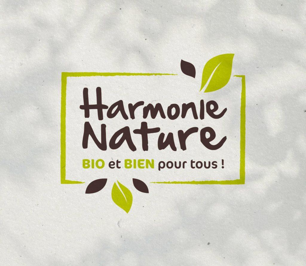 JBL Com & Cie - Portfolio - Harmonie Nature Logo