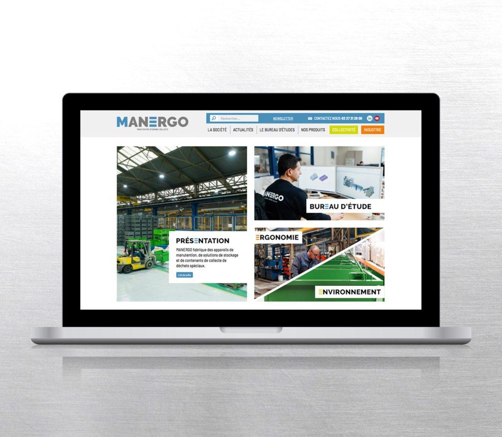 JBL Com & Cie - Portfolio - Site manergo