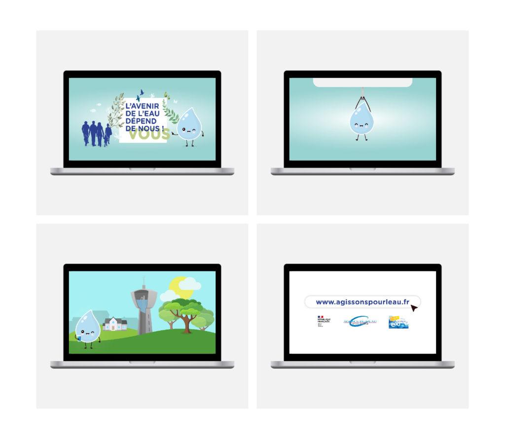JBL Com & Cie - Portfolio - Video Agence de l'Eau